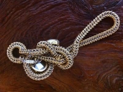 Angelica Brigade Avant Garde Chain Maille Bracelet by joyz*k, Rigmarole Glovina