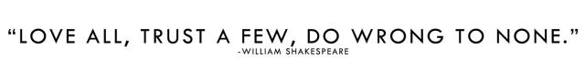 Shakespeare Quote Quotes