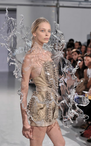 Iris Van Herpen Avant Garde Fashion Designer Extraordinaire
