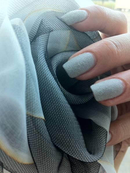 Ciate Velvet Manicure Review Day 2