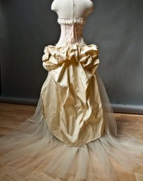 Glamtastik Corset Burlesque dress