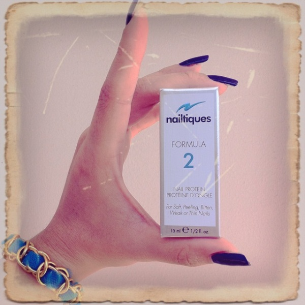 Angelica Brigade AngelicaBrigade Nailtiques Nail Protein Formula 2 photo by @k_joyz joyz*k of Angelica Brigade