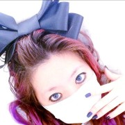 surgical mask huge hair ribbon self portrait selfie iphone photography