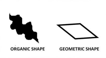 Geomentric Vs Organic Mr Badger 39 S Art Class