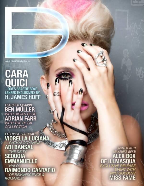 dark beauty magazine 2013 cara quici