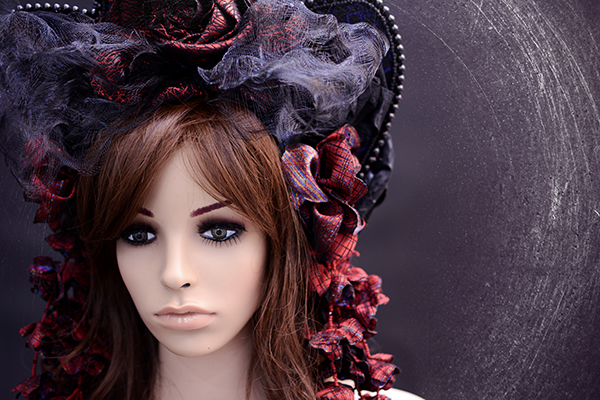 angelica-brigade_demi-couture_bonnet_floral-headpiece_gothic-lolita_victorian_hat_headdress_002