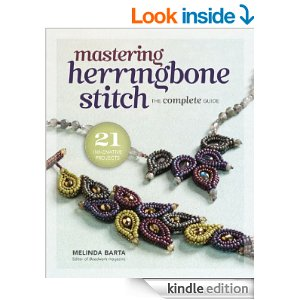 mastering herringbone stitch by melinda barta