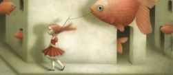 The Beautiful and Bizarre Dreamworld of Nicoletta Ceccoli